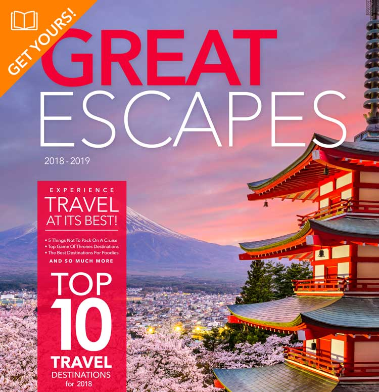 Great Escapes 2017