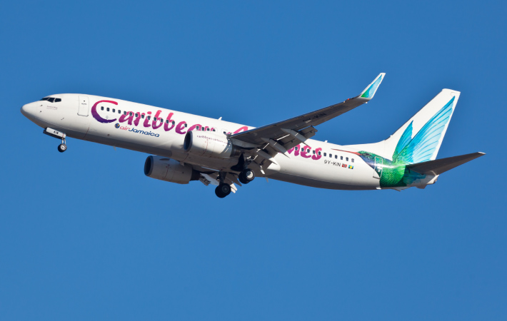 Caribbean Airlines SVD to JFK 710x450
