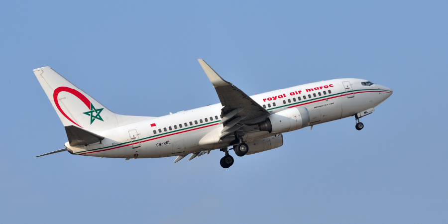MIA to Africa blog article Royal Air Maroc 900x450