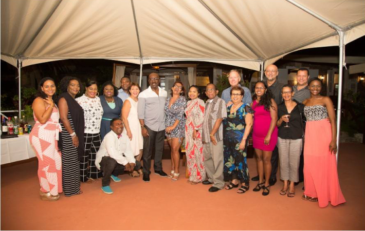 Press release Fam trip The Caribbean Travel Trade