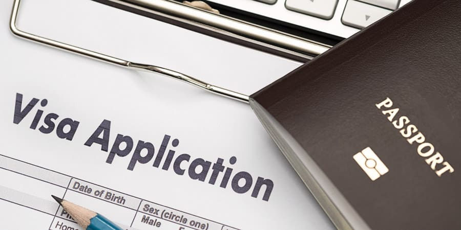 Visa Applications Article Image