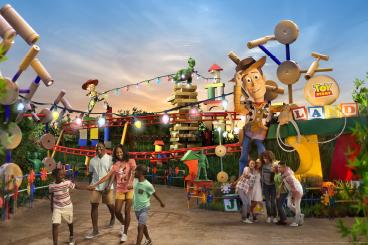 Disney Hollywood Studio 368x245