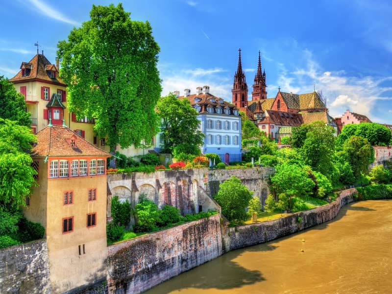 Crystal Cruises Basel Switzerland 800x600