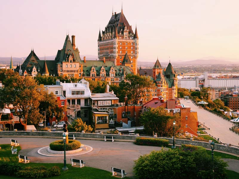 Crystal Cruises Quebec City 800x600