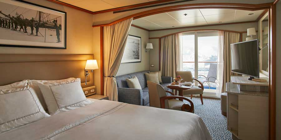 SILVER SEA Stateroom Article Image