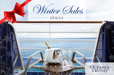 Oceania Sales Winter Sales Event Special Tile