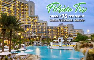 Florida Hotel  Minivan 300x215