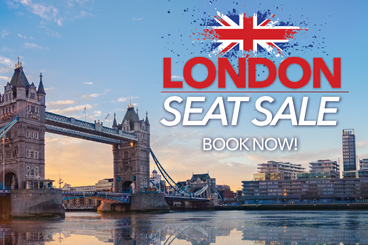 London Seat Sale Sept 2018 Specials Tile