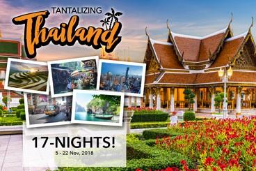 Thailand Specials Tile 2018