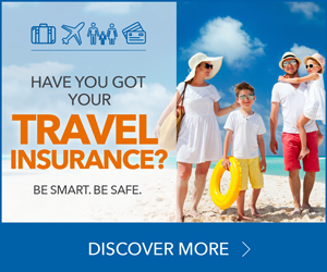 travel Insurance banner block