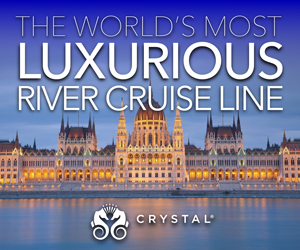 Crystal RIVER CRUISES FOR SALE