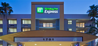 holiday inn express and suites plantation