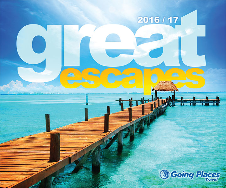 great escapes 2016